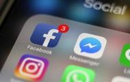 У роботі Facebook й Instagram стався збій
