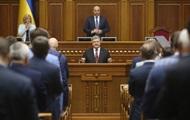 Порошенко анонсировал закон об украинском языке в сфере услуг