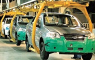 В Україні стрімко зросло автовиробництво