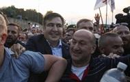 Прорыв Саакашвили. Что думают на Западе