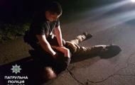 Под Ровно во время погони травмирован начальник полиции