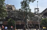 Мощное землетрясение в Мексике: погибли 44 человека