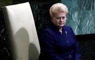 Россия отрабатывает сценарии нападения на западные страны - президент Литвы