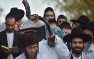 Умань в этом году посетили 33 тысячи паломников-хасидов
