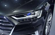 В Сеть «слили» снимки нового кроссовера Audi Q8
