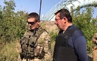 Луценко шокирован состоянием второй линии обороны в зоне АТО