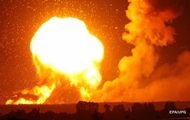 Эксперты выяснили место первых взрывов в Калиновке