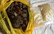 В Ровенской области у банды изъяли наркотиков на 1,5 млн гривен