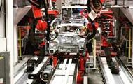 Маск показав на відео виробництво Tesla Model 3