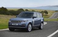 Оновлений Range Rover представили офіційно