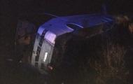 Автобус с украинскими спортсменами попал в аварию: есть пострадавшие. Фото