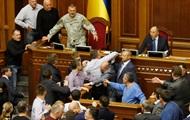 Большие терки. Что происходит в политике Украины