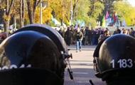 Силовики организовали коридор под Радой