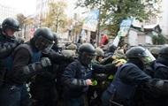 Столкновения под ВР: 11 задержанных
