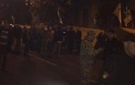Саакашвили прибыл в палаточный городок под Радой