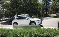 Показане тестування машини з автопілотом Apple