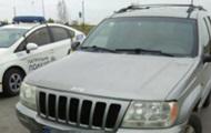 В Ровно остановили 9-летнего водителя с пакетом наркотиков