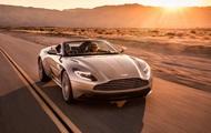 Aston Martin показав люксовий спортивний кабріолет