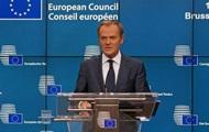 Дональд Туск про Каталонію: Тут немає місця для втручання ЄС