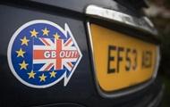 ЄС схвалив підготовку до другої фази переговорів щодо Brexit