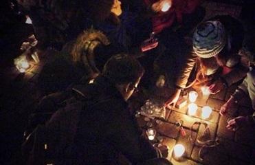 Майдан онлайн: трансляция с Михайловской площади