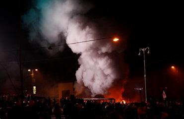 Майдан: онлайн-трансляция протестов, охвативших Киев