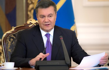 Пресс-конференция Виктора Януковича. Подборка видео