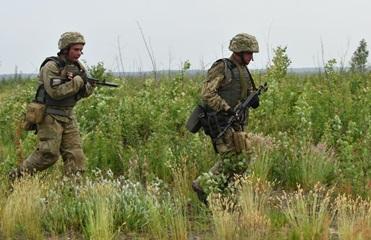 В зоне АТО 66 обстрелов, пять раненых – штаб
