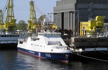 Россия направила в Крым сторожевой корабль