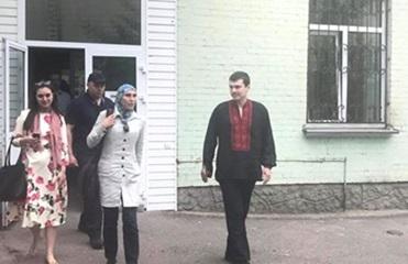 МВД: Напавшего на Осмаева уже допросили
