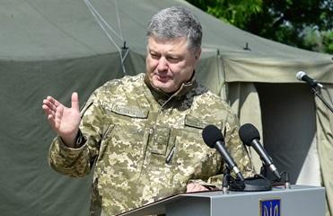 План Порошенко по Донбассу: появились подробности
