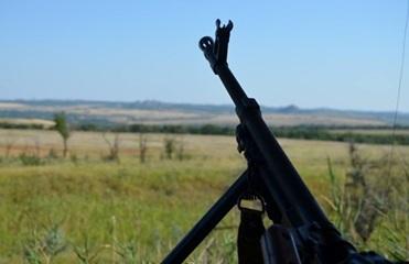 Сутки в АТО: один военный погиб, шесть ранены