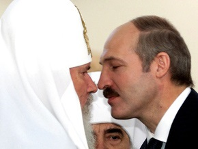 Буш, Берлускони и Лукашенко выразили соболезнования в связи со смертью Алексия II