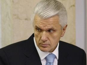 Литвин открыл Раду и отчитался за вчерашнюю работу