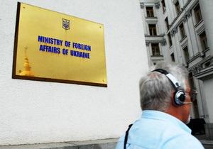 МИД: Любая непроверенная информация об украинских пленниках в Ливии может им навредить