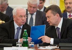 Азаров надеется, что Янукович подпишет Налоговый кодекс в ближайшие дни