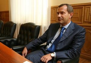 Азаров назначил ответственного за разработку соглашений с Россией