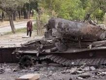 РИА Новости: В Цхинвали слышны выстрелы
