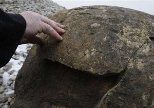 Новости науки - странные новости - космос: В Испании редкий метеорит 30 лет использовался в домашнем быту