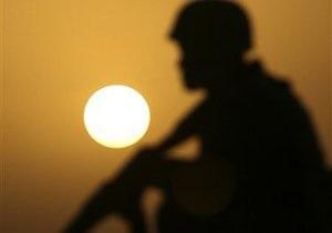 Британия: потери в армии от суицида превысили боевые