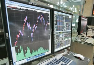 Украинский рынок акций открылся снижением