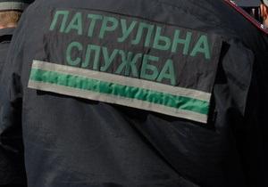 Харьковская милиция разогнала мирную акцию протеста