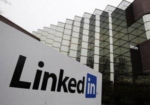 LinkedIn начал размещать контекстную рекламу