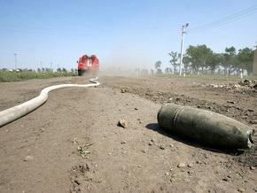 В Новобогдановке разоблачена группировка, похищавшая боеприпасы