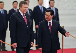 Янукович ищет в Китае замену для США - польский эксперт