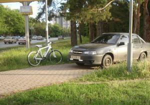новости Киева - парк Победа - стрельба - В Киеве неизвестные стреляли по велосипедистам - СМИ