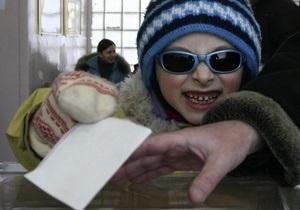 БЮТ обеспокоен низкой явкой избирателей в столице и на западе Украины