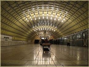 В Днепропетровске опасаются, что прекращение строительства метро обернется катастрофой