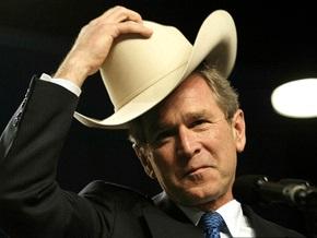 Буш пожелал удачи следующему президенту США