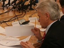 Литвин предложил провести завтра в Раде поименное голосование по НАТО